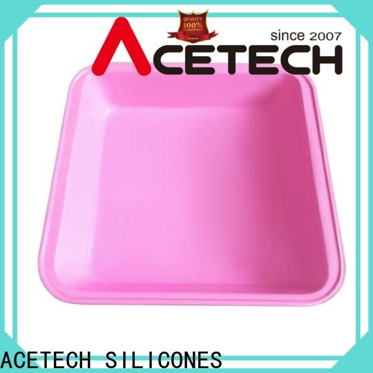 high quality silicone baking tray baking supplier for cake