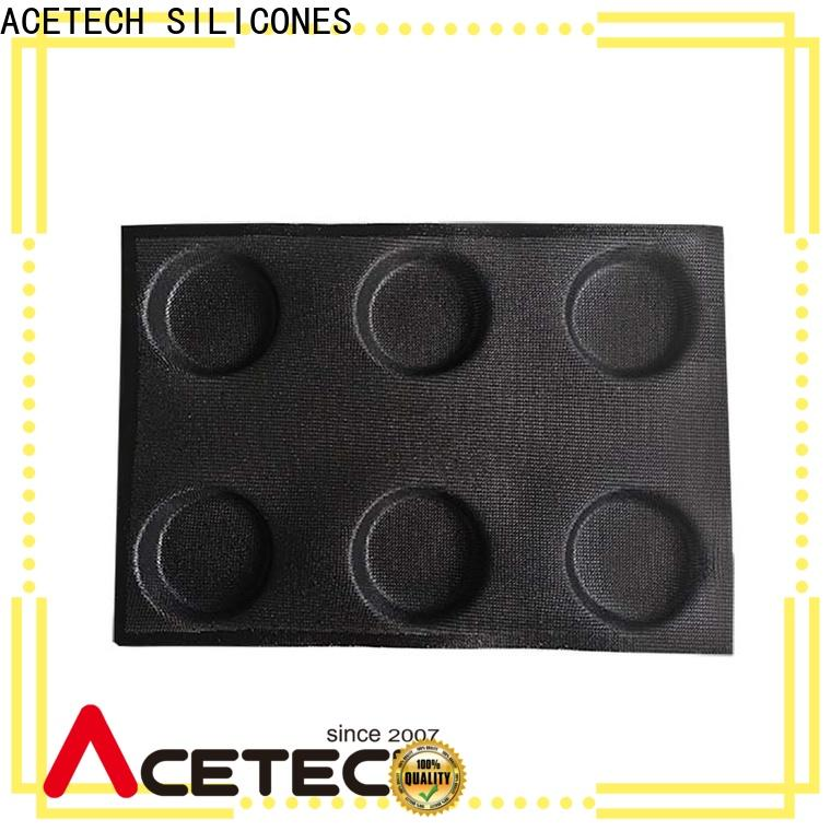 ACETECH triangle silicone pastry molds manufacturer for muffin