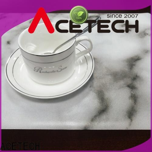 ACETECH placemats silicone placemats factory price for dining room