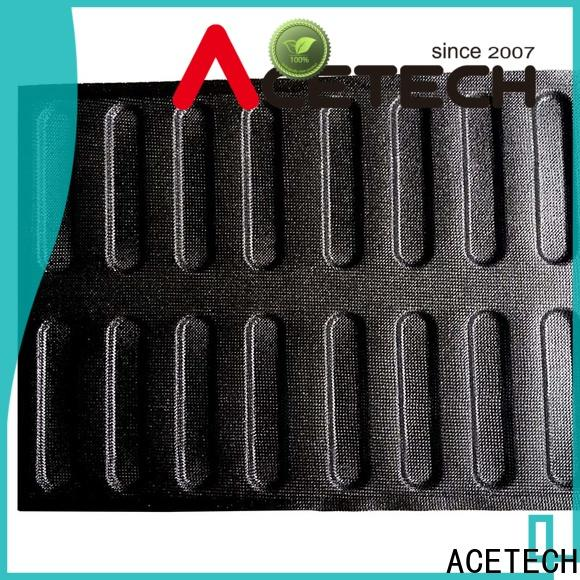 ACETECH durable silicone cupcake molds wholesale for cakes