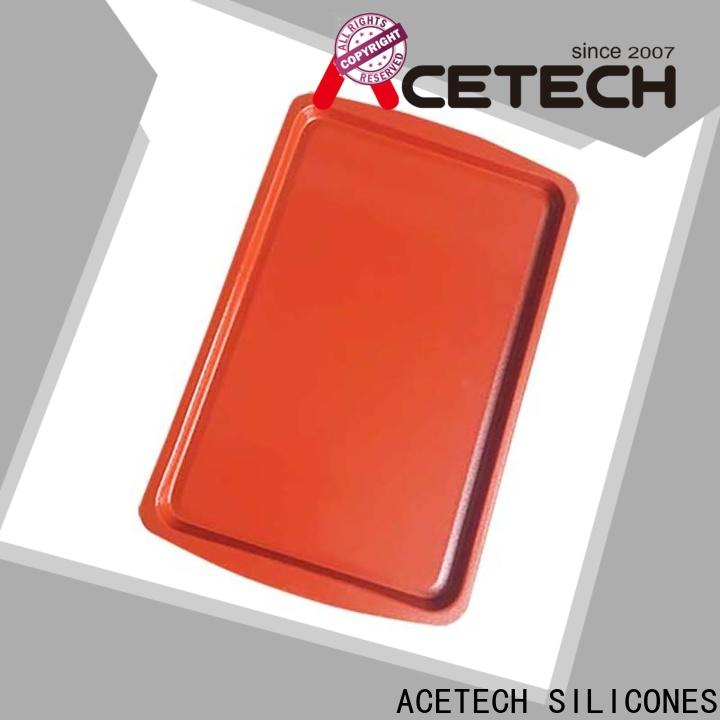 ACETECH cake silicone baking pans easy to clean for cookie
