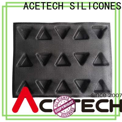 ACETECH food safe custom silicone baking molds manufacturer for cooking