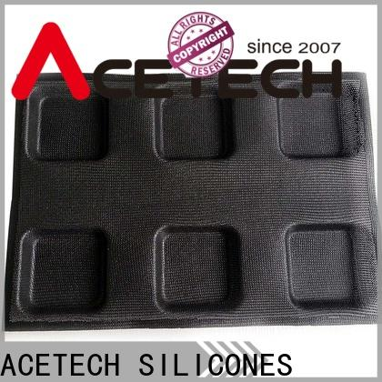ACETECH clean silicone bakeware molds promotion for muffin