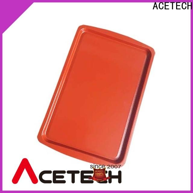 ACETECH pan silicone sheet pan supplier for cake