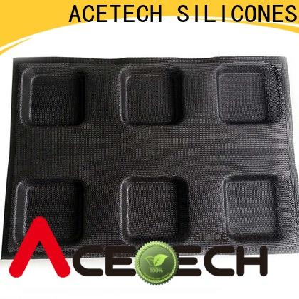 ACETECH 32 silicone cupcake molds for bread
