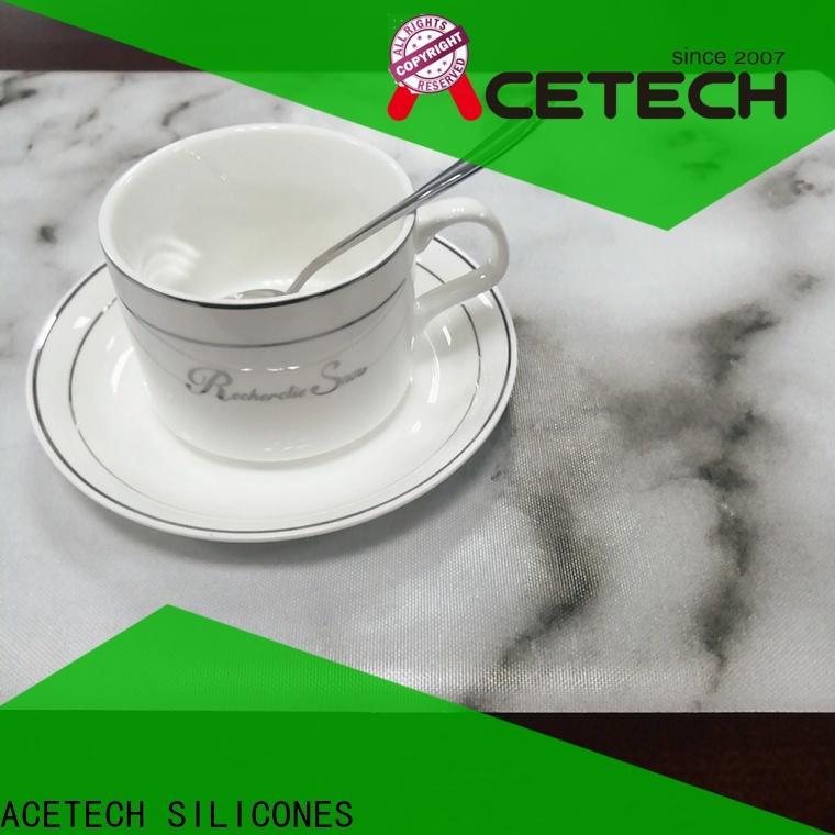 ACETECH placemats silicone placemats supplier for table