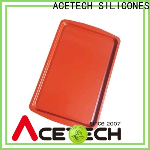 ACETECH cake silicone baking pans directly price for cookie