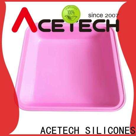 ACETECH silicone silicone baking pans supplier for cake