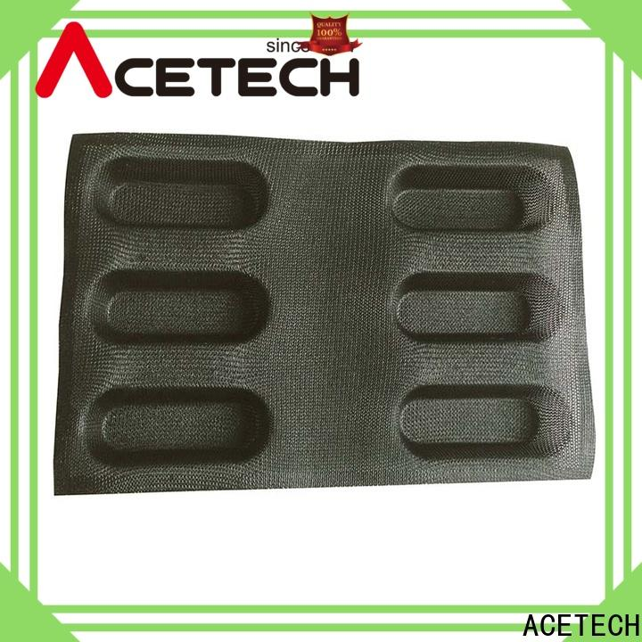 food safe silicone dessert molds triangle manufacturer for cakes
