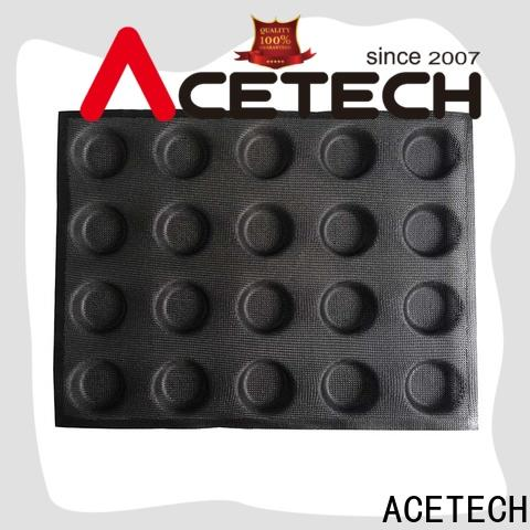 healthy silicon bread mold perforated for muffin