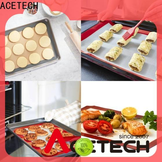 ACETECH food safe silicone pastry mat online for bread