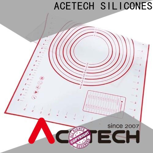 hygienic silicone pastry mat silicone easy to clean for cooking
