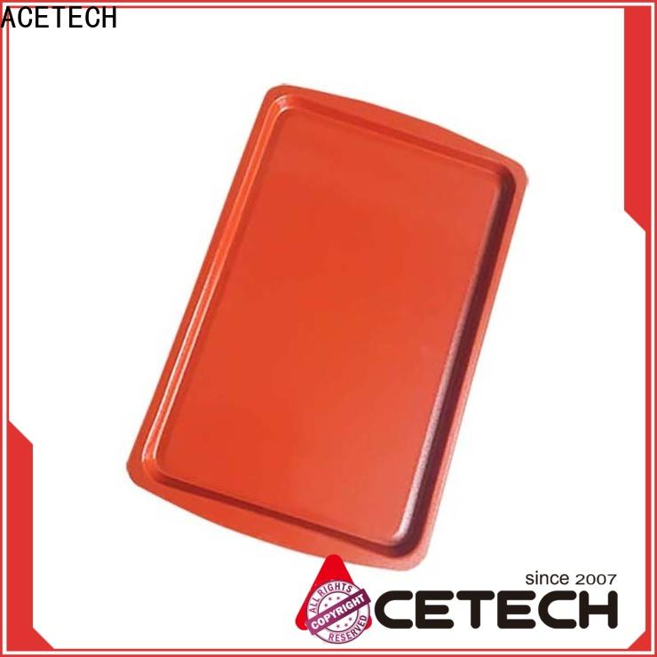 high quality silicone baking tray silicone easy to clean for cookie
