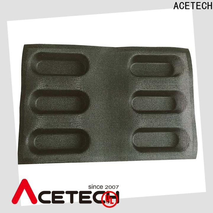 ACETECH healthy custom silicone baking molds directly price for muffin