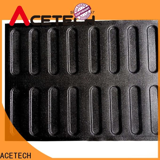 good quality silicone dessert mould eclair directly price for cakes