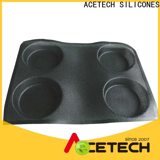 ACETECH food safe silicone baking molds promotion for bread