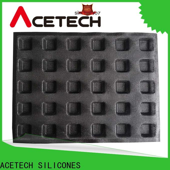 ACETECH perforated silicone baking forms wholesale for cooking