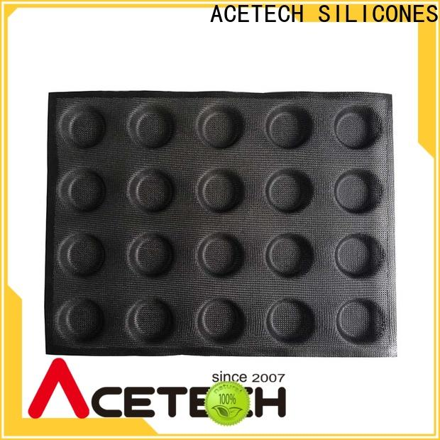 ACETECH sizesmuffin silicone pastry molds directly price for muffin