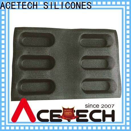 ACETECH free silicone baking molds promotion for cooking