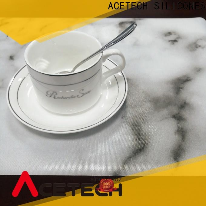 ACETECH placemats silicone placemats supplier for kitchen