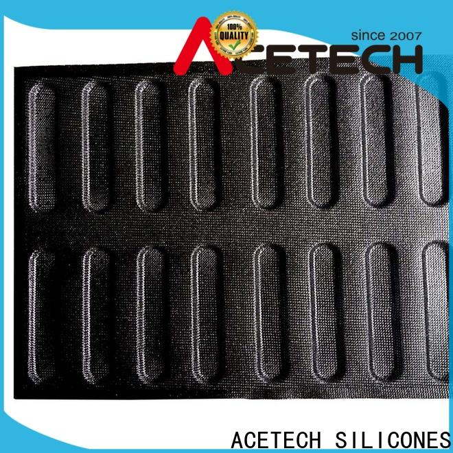 ACETECH clean silicone dessert mould manufacturer for cakes
