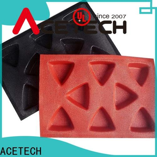 ACETECH food safe silicone dessert molds for bread