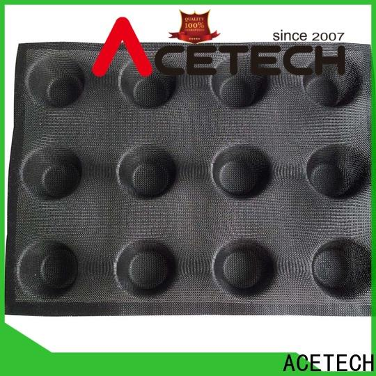 ACETECH customized silicone cake molds for bread