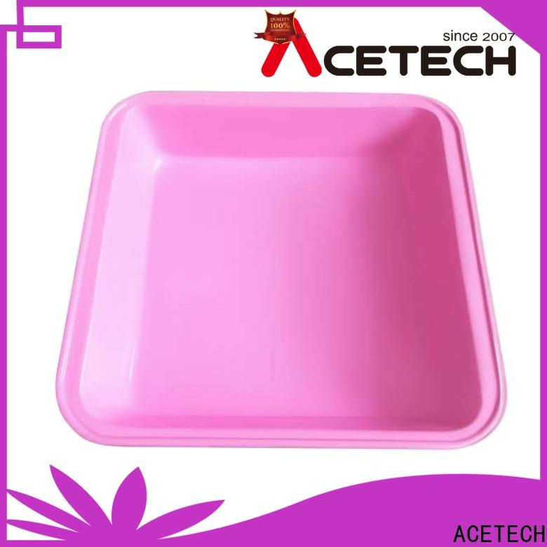 ACETECH nonstick silicone baking tray easy to clean for muffin