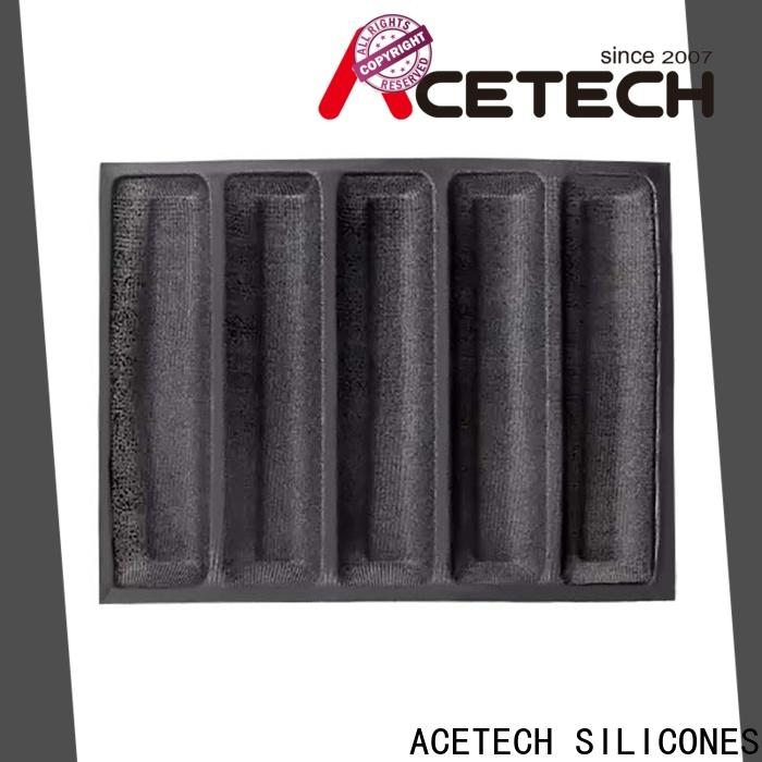 ACETECH good quality silicone cake molds for muffin