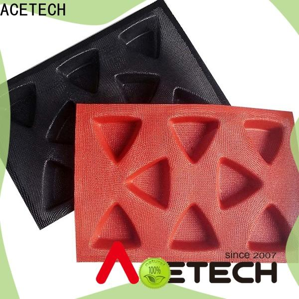 ACETECH healthy silicone cake molds wholesale for muffin