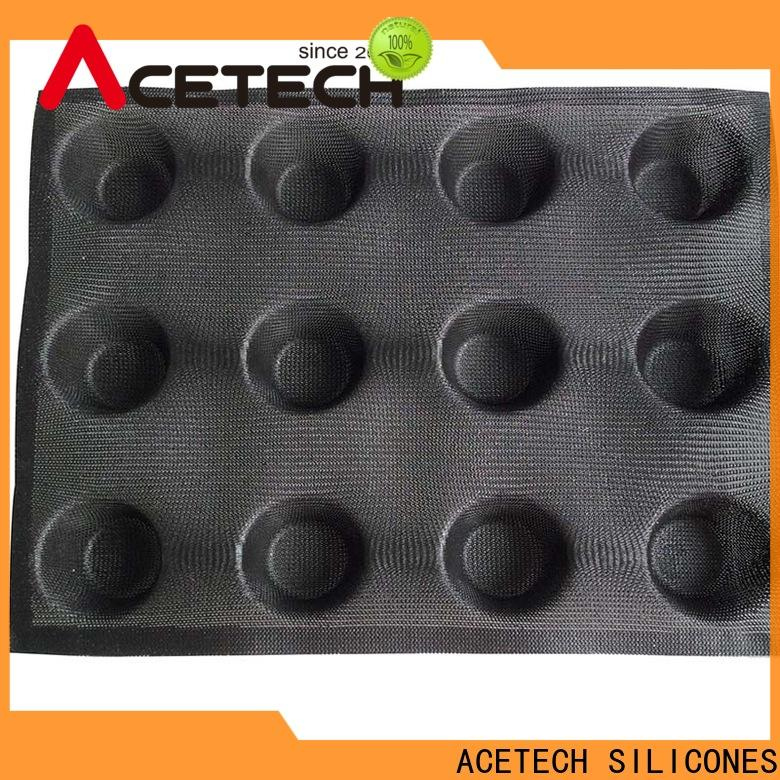 ACETECH molds silicone dessert mould for cooking