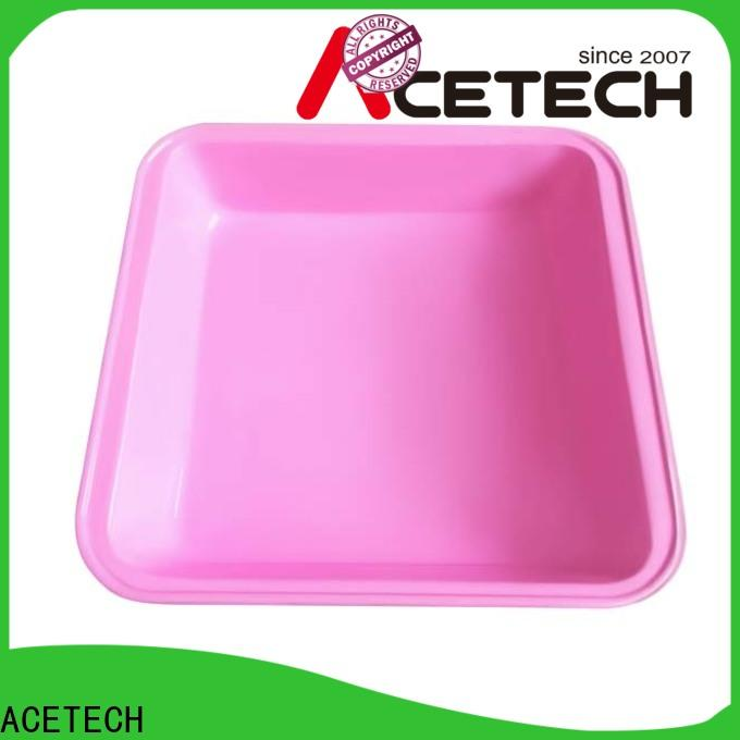 ACETECH no stick silicone baking pans easy to clean for muffin