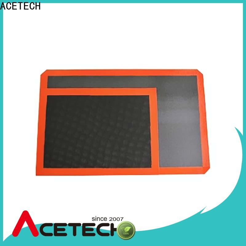 ACETECH eco-friendly non stick silicone baking mat easy to clean for cooking