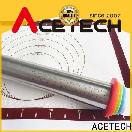adjustable steel rolling pin steel promotion for noodles