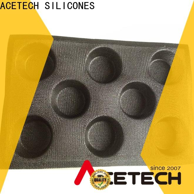 ACETECH durable silicone baking molds shapes manufacturer for cakes