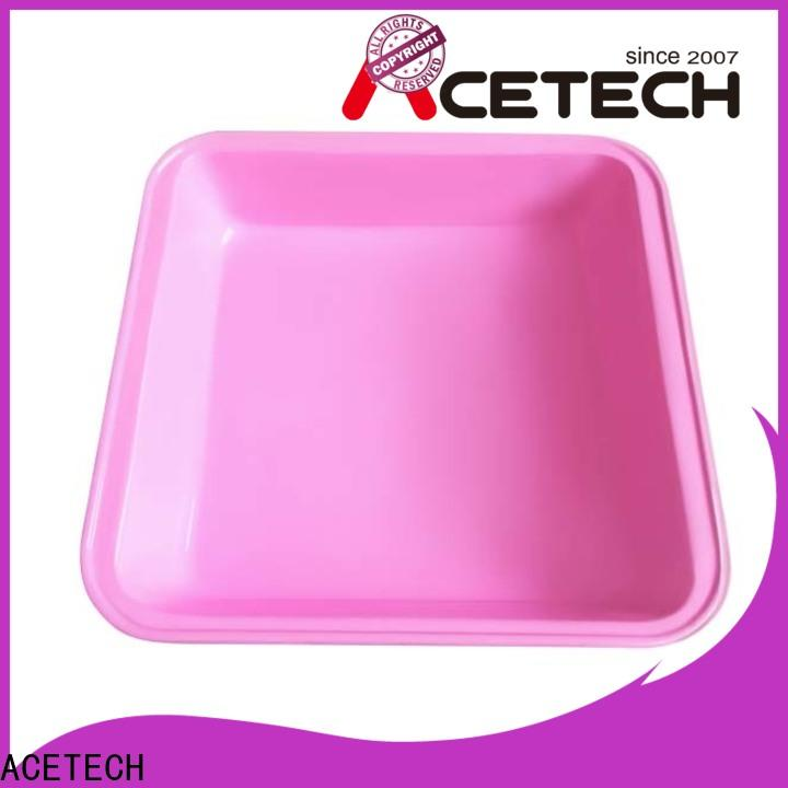 ACETECH silicone silicone baking tray supplier for bread