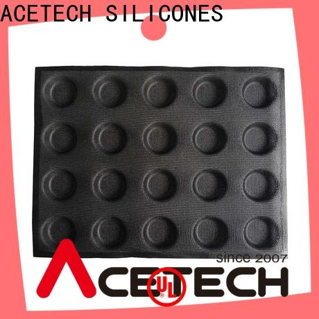 ACETECH good quality silicone cupcake molds promotion for cakes