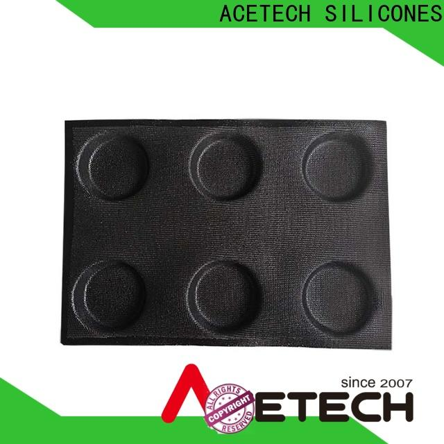 ACETECH good quality custom silicone baking molds for cakes