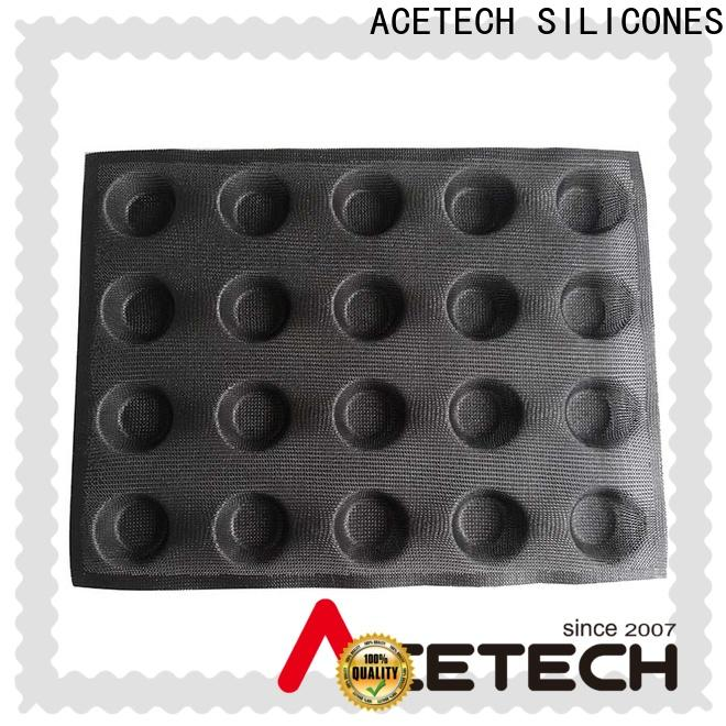 ACETECH bread silicone bread mould manufacturer for cakes