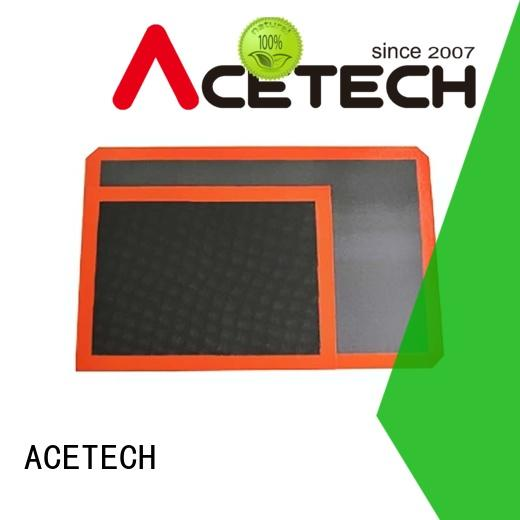 ACETECH hygienic silicone baking mat factory price for cooking