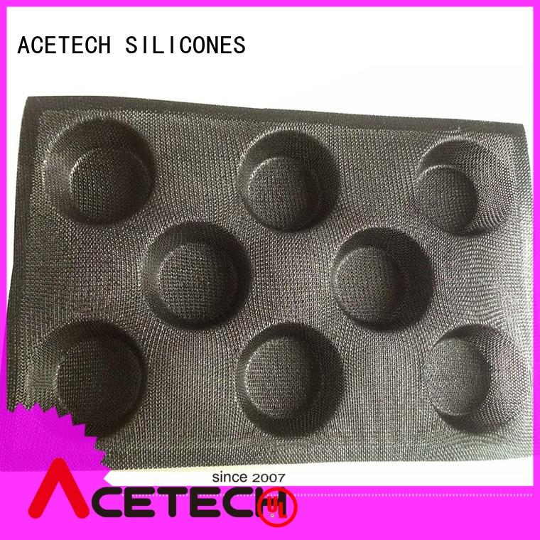 ACETECH durable silicone bakeware molds for cooking