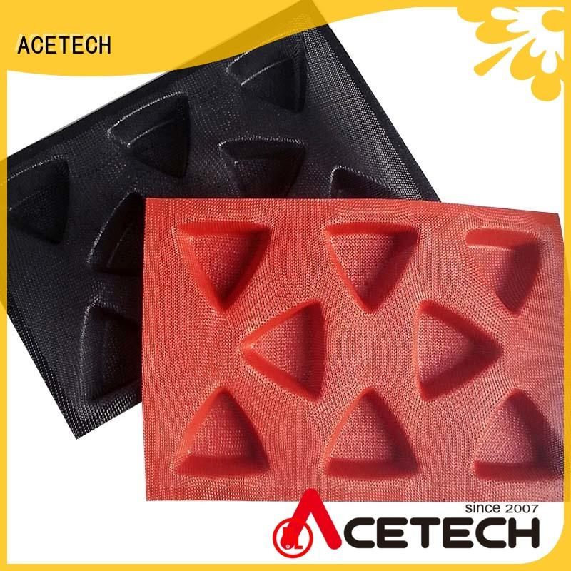 ACETECH healthy silicone bread mould wholesale for muffin