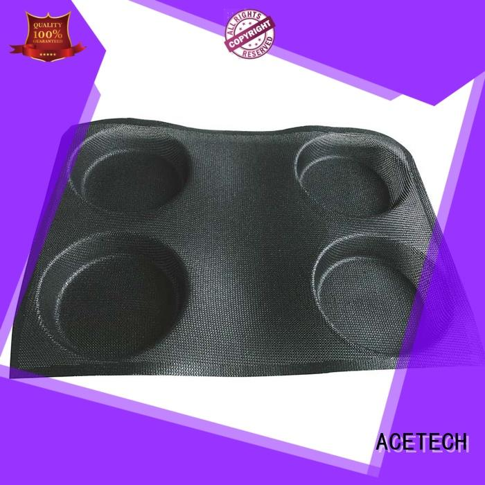 ACETECH puff silicone bread mold wholesale for bread