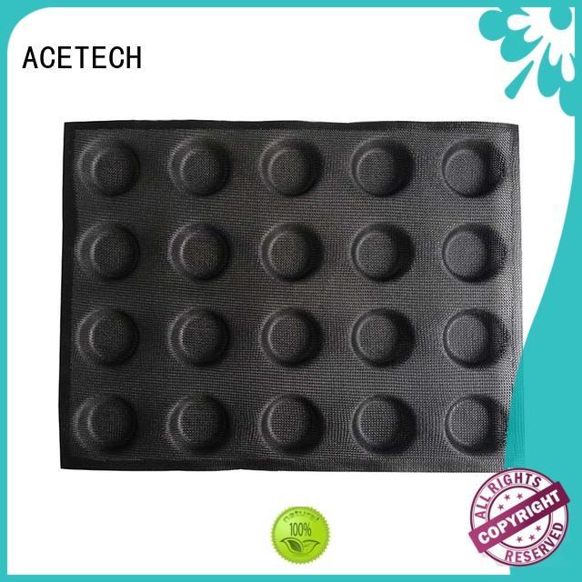 ACETECH direct silicone bread mold for bread