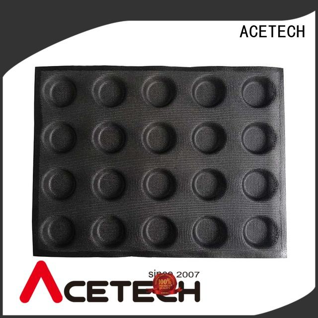 ACETECH silicon silicone dessert mould manufacturer for cooking