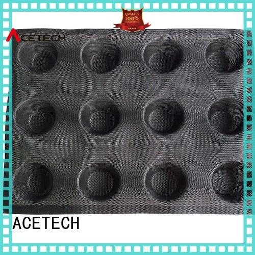 100 silicone baking molds shapes wholesale for muffin ACETECH