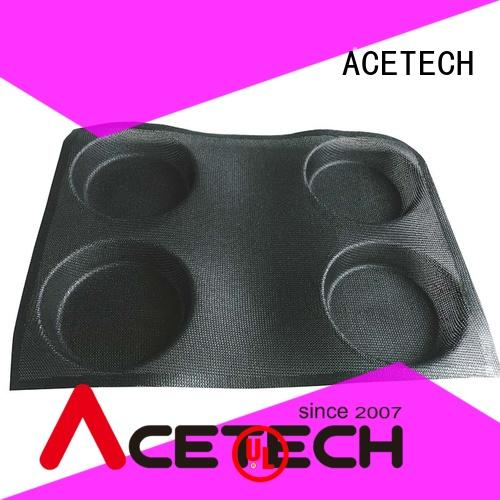 ACETECH food safe silicone baking forms for cakes