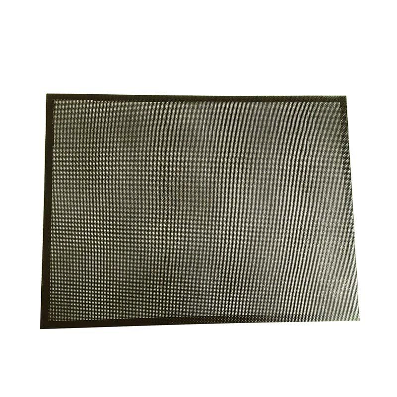 New Product silicone fiberglass Kithchen perforated mat