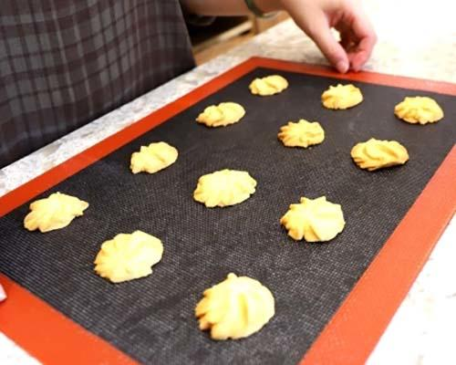ACETECH product non stick silicone baking mat supplier for bread