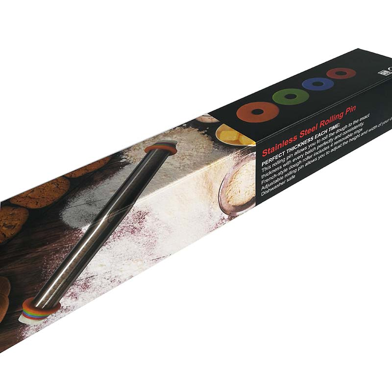 ACETECH rolling steel rolling pin manufacturer for pizza-6